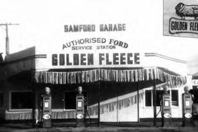 samford golden fleece mid 1950s