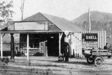 samford shell circa 1930