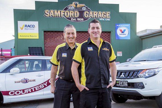 the future of samford garage